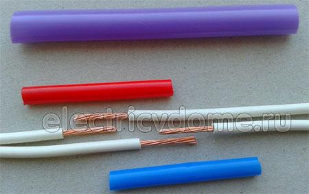 1 Metre of 12.7mm Wire Waterproofing Heat Shrink Tubing Red 2:1 Length
